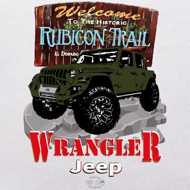 WRANGLER Rubicon Trail
