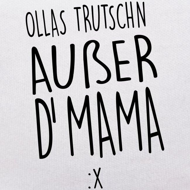 Vorschau: Ollas Trudschn außer d'Mama - Teddy