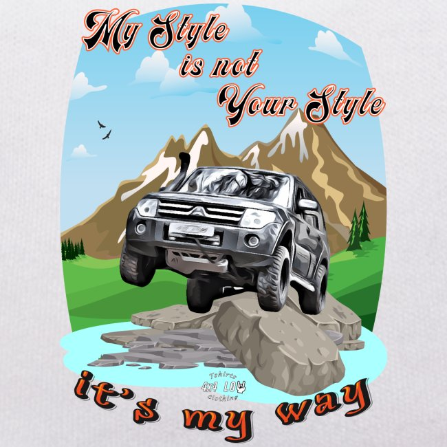 Montero / Pajero V60 My Style is not your style