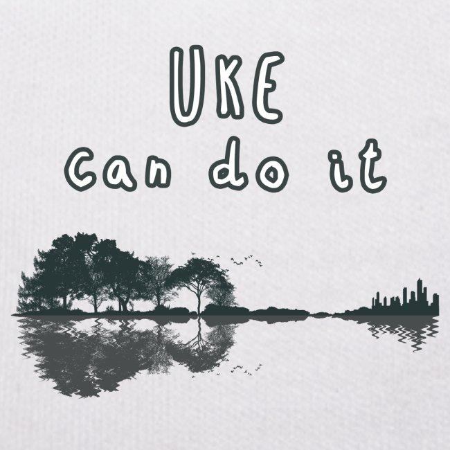 Uke can do it