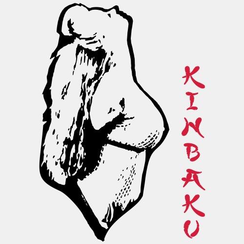 Kinbaku 2 color Umriß - Teddy