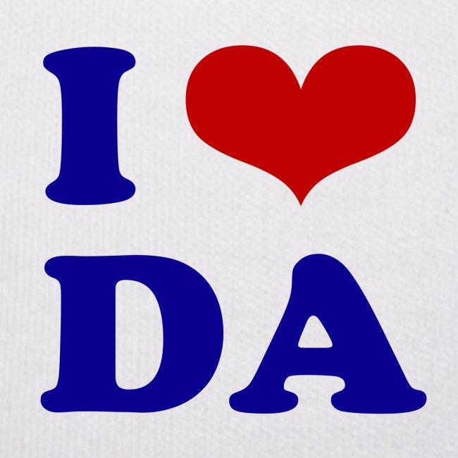 Button I Love DA