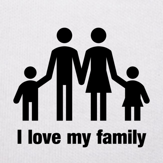 I love my family