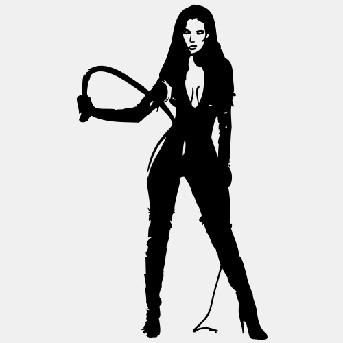 mistress with whip - Teddy