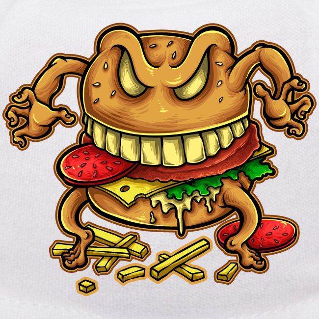 La malédiction du burger