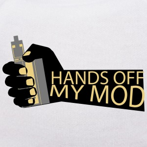 Hands Off - My Mod - Vaper Shirt - Teddy