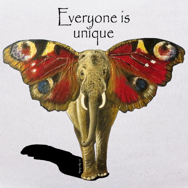 "Everyone is unique – ""Schmettefant"""