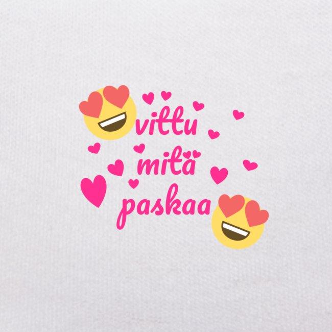Vittu mitä paskaa