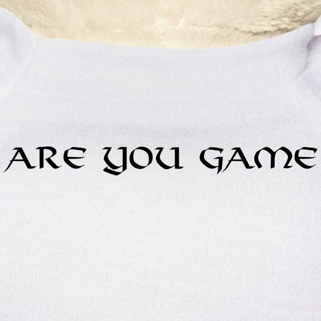 Slogan.png Sportsbeklædning