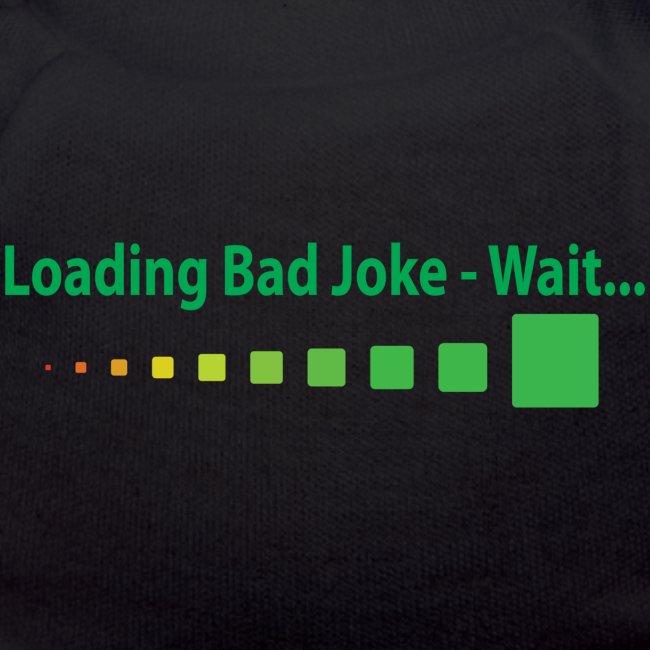 loading bad joke small