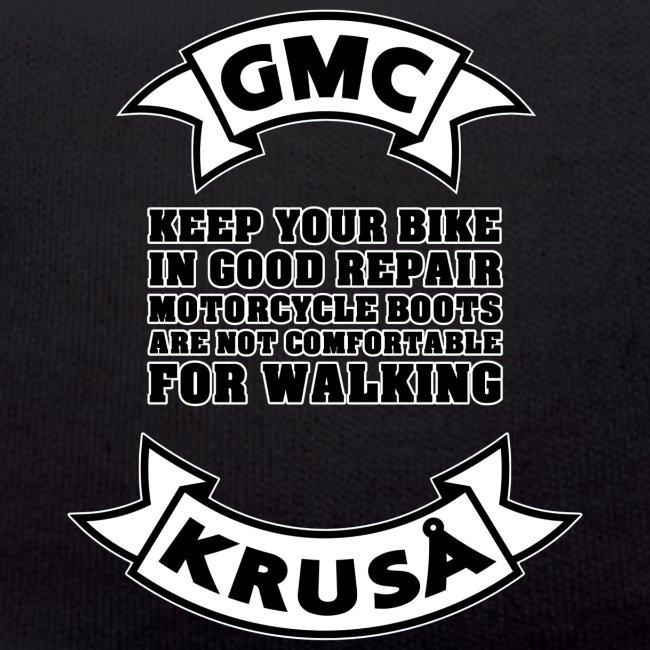 GMC Hold din cykel i god reparation
