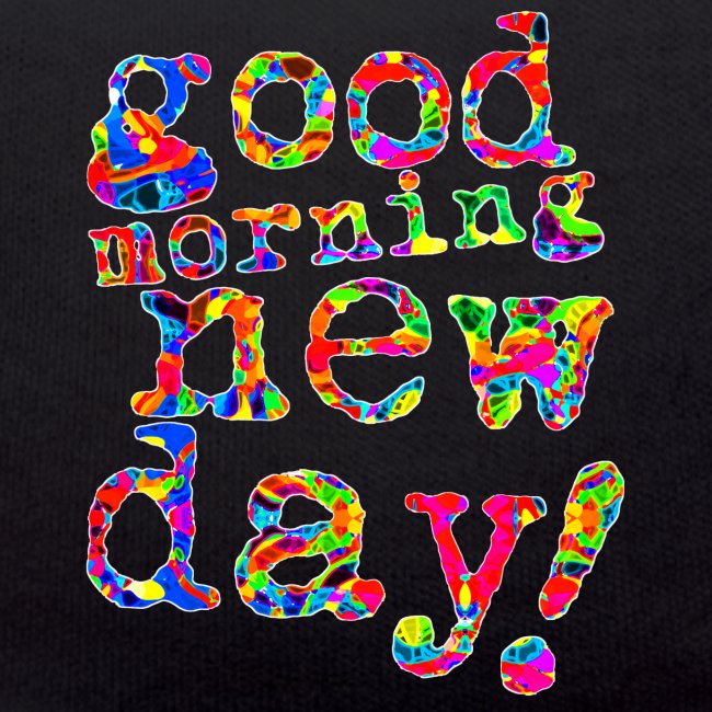 good morning new day