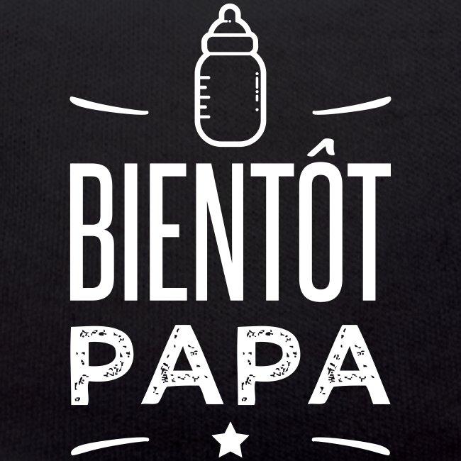 Bientôt papa