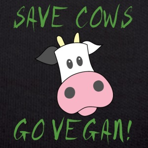 Cow / Farm: Save Cows. Go Vegan! - Teddy Bear
