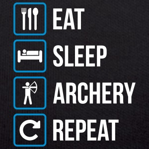 Eat Sleep Tiro con l'arco Repeat - Orsetto