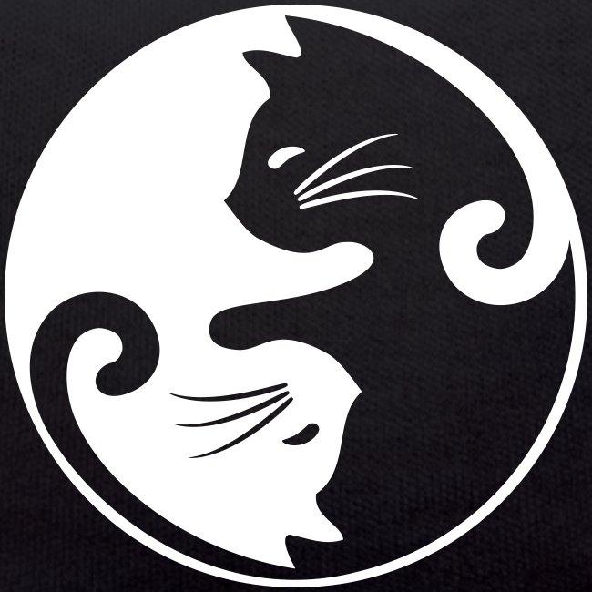 Vorschau: yin yang cat - Teddy