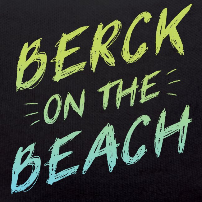 Berck on the Beach I