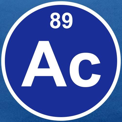 Actinium (Ac) (element 89) - Teddy Bear