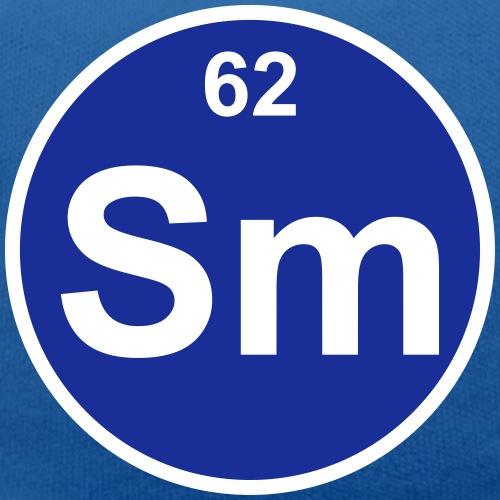 Samarium (Sm) (element 62) - Teddy Bear