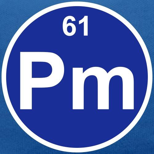 Promethium (Pm) (element 61) - Teddy Bear