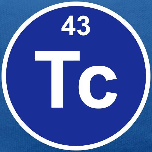 Technetium (Tc) (element 43) - Teddy Bear