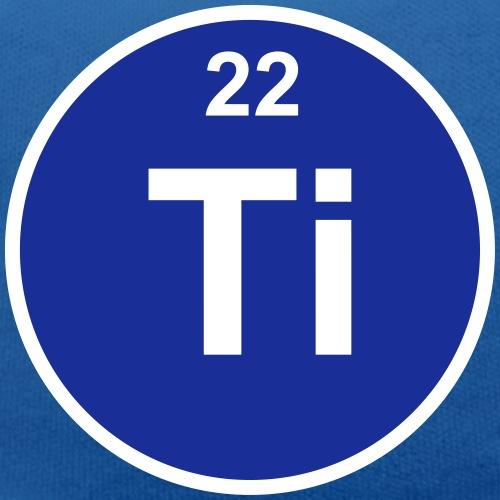 Titanium (Ti) (element 22) - Teddy Bear