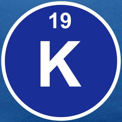 Potassium (K) (element 19) - Teddy Bear
