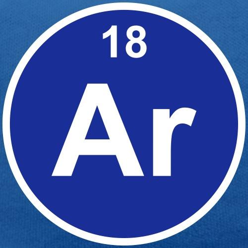 Argon (Ar) (element 18) - Teddy Bear