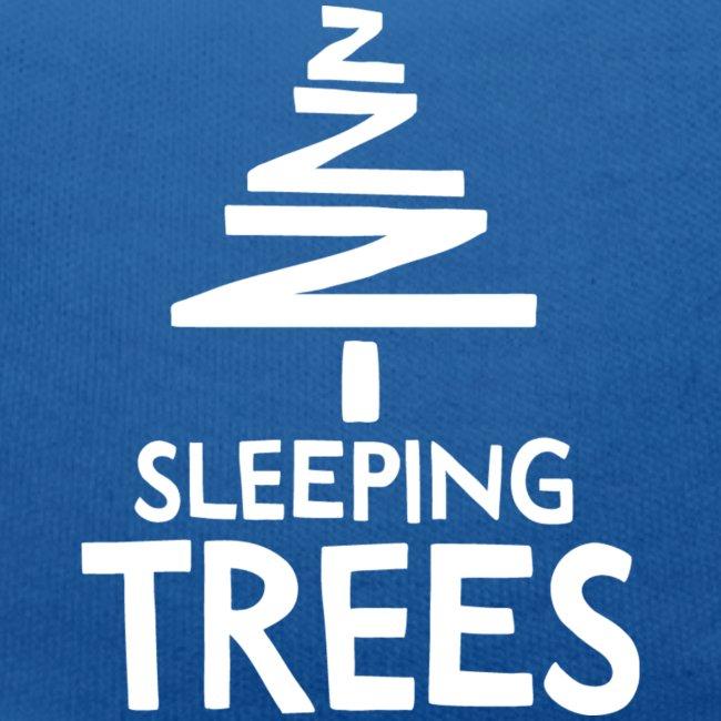 SleepingTrees White png
