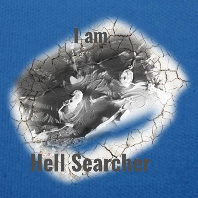 I am Hell Searcher, T-Shirt Women