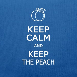 Teddy Keep calm and Keep The Peach - Teddy Bear