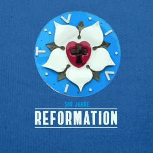 luther rose Reformation 500 Kirchentag Thesen bete - Teddy