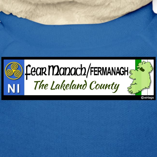 FERMANAGH, NORTHERN IRELAND licence plate tags eu