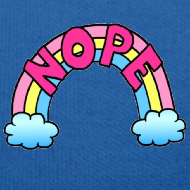 Rainbow Nope?