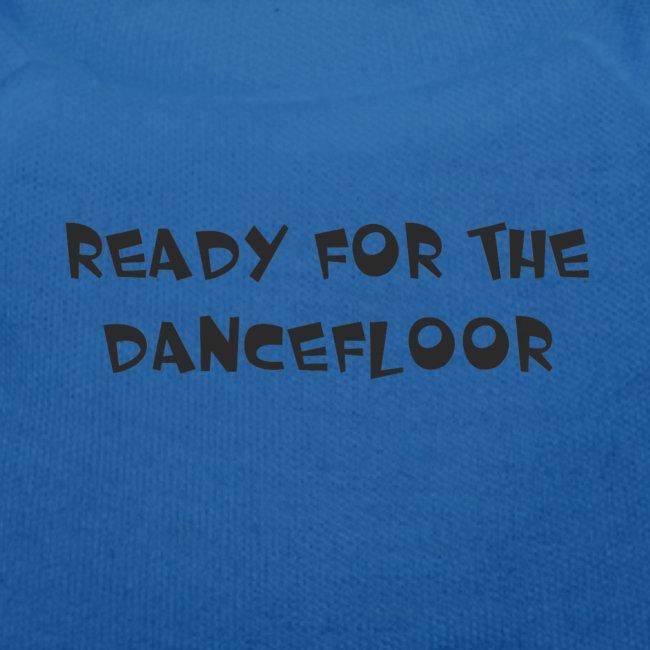 ready for the dancefloor