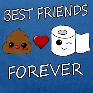 Poo and Paper Best Friends Kawaii - Teddy