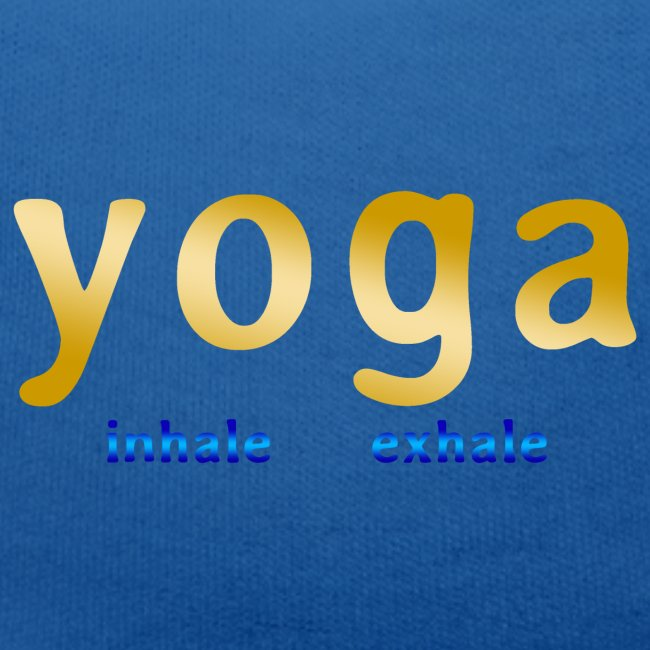 yoga inhale exhale