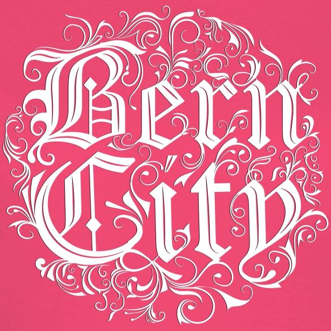 Berncity Typo 01 white edition