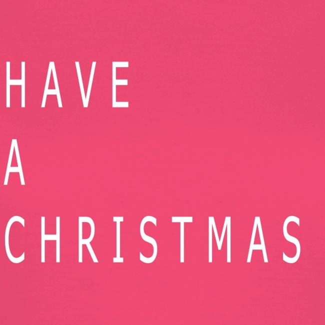 P.C Christmas