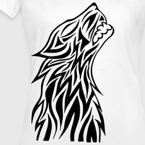 Wolf Tribal - Frauen T-Shirt