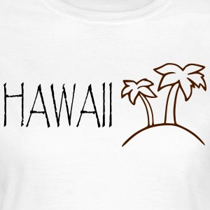 HAWAII - SIMPLE - T-shirt Femme