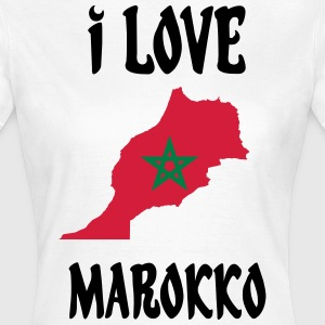 MAROKKO COLLECTION - Dame-T-shirt