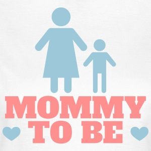 mommy to be - Frauen T-Shirt