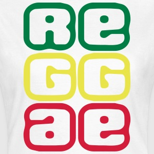 080 reggae - Women's T-Shirt