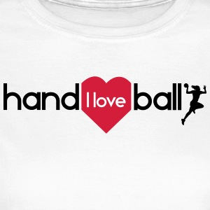 ilovehandball - Frauen T-Shirt