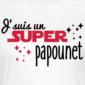 I'm a super daddy - Women's T-Shirt
