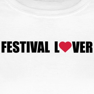 festival lover - Frauen T-Shirt