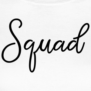 Squad Party JGA Junggesellinneabschied T-Shirt - Frauen T-Shirt