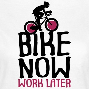 Cykel Nu Worklater - Cykel - Dame-T-shirt