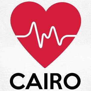 heart Cairo - Women's T-Shirt